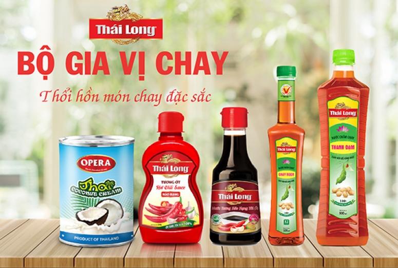 Bộ Gia Vị Chay Thái Long – Thổi Hồn Cho Món Chay Thêm Đặc Sắc
